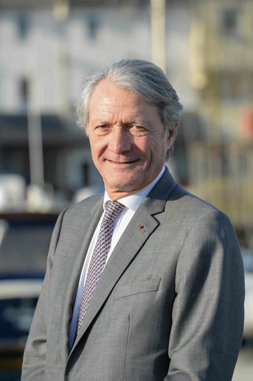 Philippe Augier, Président du Conseil d'administration